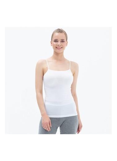Blackspade Blackspade Kadın Beyaz İç Giyim Atlet Beyaz